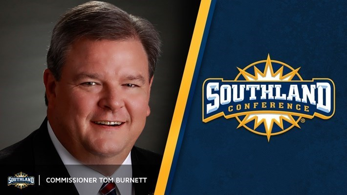 Q-and-A with Southland Conference Commissioner Tom Burnett